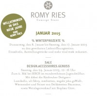 Romy Ries in Karlsruhe